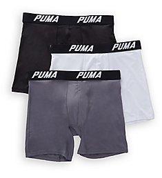 Puma Core Tech Performance Boxer Briefs - 3 Pack PMTBB