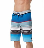 Quiksilver Everyday Stripe Vee 21 Inch Board Short EQYBS3575