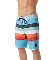 Quiksilver Seasons Scallop 4 Way Stretch 20 Inch Board Short EQYBS3615