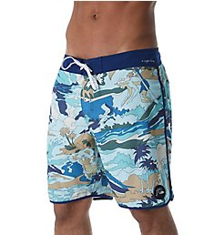 Quiksilver Highline Feelin Fine 19 Inch Boardshort EQYBS4087