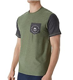 Quiksilver Badge UPF 50 Pocket T-Shirt EQYWR3047