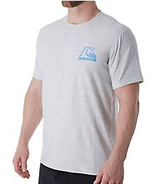 Quiksilver Heritage Surf Short Sleeve Rash Guard eqywr3092