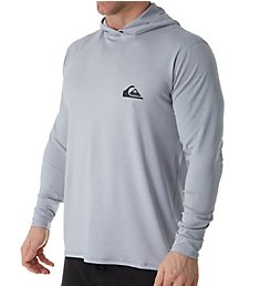 Quiksilver Dredge Hooded Long Sleeve Rash Guard EQYWR3167