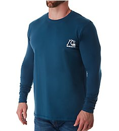 Quiksilver Heritage Long Sleeve Surf T-Shirt EQYWR3249