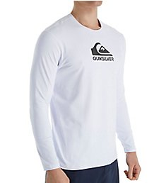 Quiksilver Solid Streak Long Sleeve Rash Guard UQYWR3053