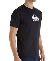 Quiksilver Solid Streak Short Sleeve Rash Guard UQYWR3054
