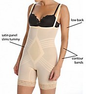 Rago Wear Your Own Bra Body Briefer 9070