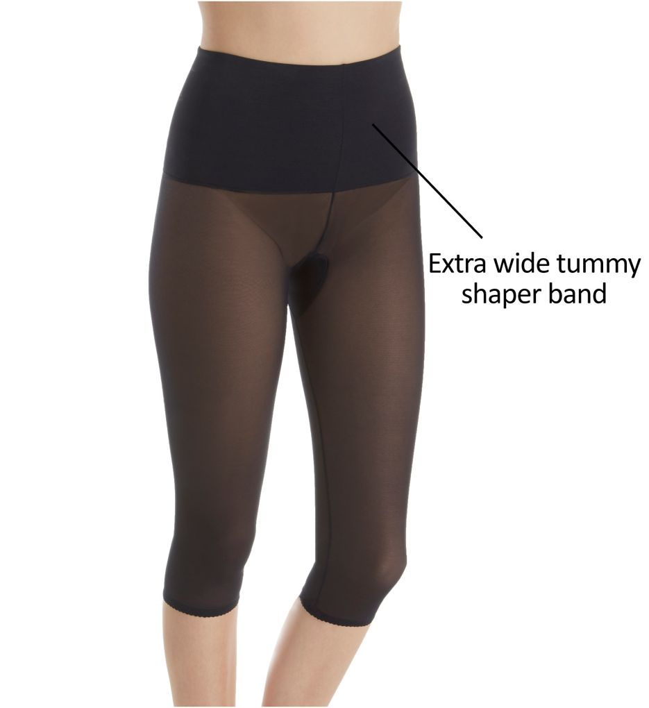 Rago Tummy Shaping Capri Pant 9240