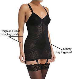 Rago Lacette Open Bottom Body Briefer 9357