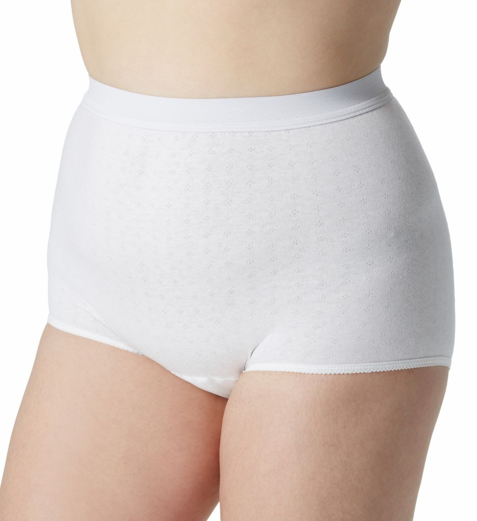 Salk Light & Dry Cotton Incontinence Panty 67900