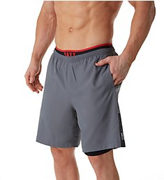 Saxx Underwear Kinetic Athletic Train Short With Built In Brief SXGS27