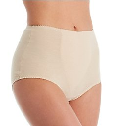 Shape Cotton Blend Full Brief with Tummy Panel 1612