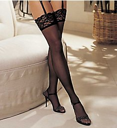 Shirley of Hollywood Lace Top Thigh High 90026
