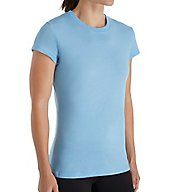 Soffe Juniors Short Sleeve Crew Neck Tissue Tee 226V