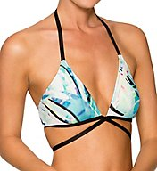 Swim Systems Northern Lights Wrap Triangle Swim Top A605NOL