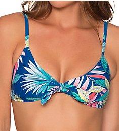 Swim Systems Pacific Oasis Betty Bralette Bikini Swim Top C622PO