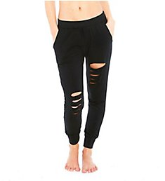 Terez Slash Leg French Terry Jogger 2201
