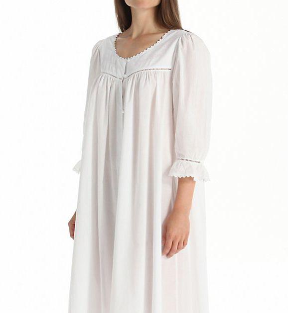 Thea Fresia Cotton Lawn Ballet Robe 7046