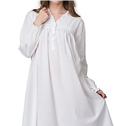 Thea Rosalie Long Sleeve Nightgown 7085
