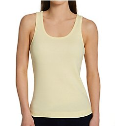 Three Dots Scoop Neck Rocker Tank AA0S076