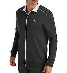 Tommy Bahama Cotton Modal Loungewear Full Zip Jacket 2101115