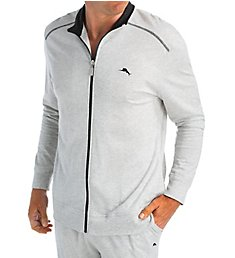 Tommy Bahama Cotton Modal Loungewear Full Zip Jacket 2101115