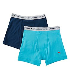 Tommy Bahama Core Cotton Stretch Boxer Briefs - 2 Pack 2121042