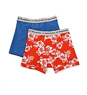 Tommy Bahama Floral Cotton Stretch Boxer Briefs - 2 Pack 2171040
