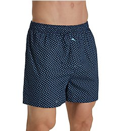Tommy Bahama Big Man Tiny Fish Cotton Woven Boxer 71506xb
