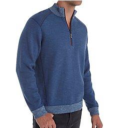 Tommy Bahama Flipsider Reversible Half Zip Pullover T217391