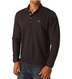 Tommy Bahama The Emfielder 2.0 Long Sleeve Polo T220945