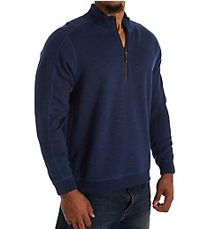 Tommy Bahama New Flipsider Reversible Half Zip Pullover T223179