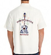 Tommy Bahama Crush Wine Fest Back Embroidered Shirt T313000