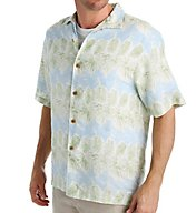 Tommy Bahama Lino Vines Linen Button Down Shirt T313822