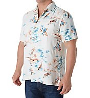 Tommy Bahama Island Hopping Silk Button Down Shirt T316899