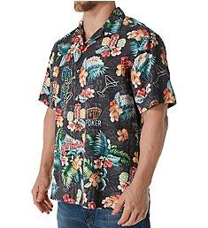 Tommy Bahama Poker Days Silk Camp Shirt T316975