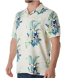 Tommy Bahama Tommy The Toucan Silk Camp Shirt T318810
