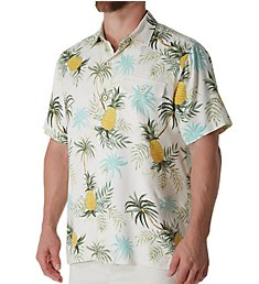 Tommy Bahama Camp Colada Silk Camp Shirt T318915