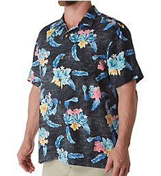 Tommy Bahama Salt Water Blooms Silk Camp Shirt T318973