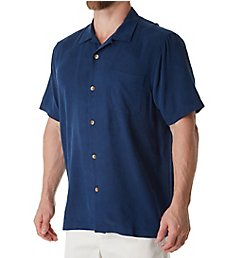 Tommy Bahama St. Lucia Fronds Silk Camp Shirt T319039