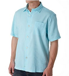 Tommy Bahama Camden Coast Silk Camp Shirt T321433