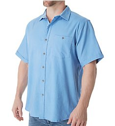 Tommy Bahama Corvair Stretch Short Sleeve Camp Shirt T321599