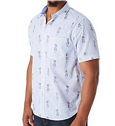 Tommy Bahama Hula Dot Com Camp Shirt T322515