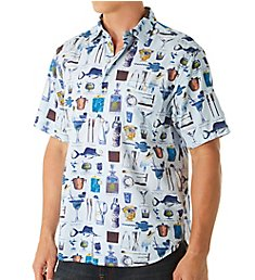 Tommy Bahama Well Stocked Camp Shirt T322535
