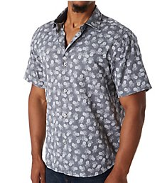 Tommy Bahama Positano Pineapples Camp Shirt T322961