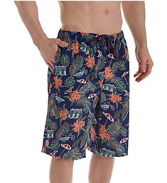 Tommy Bahama Printed Woven Jam TB31701