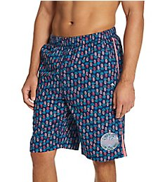 Tommy Bahama Pineapples Cotton Woven Jam TB32106