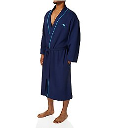 Tommy Bahama Surfer Sold Knit Waffle Robe TB41915