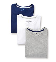 Tommy Bahama 100% Cotton Crew Neck T-Shirts - 3 Pack TB61733