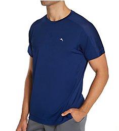Tommy Bahama Mesh Tech Crew Neck T-Shirt TB62080